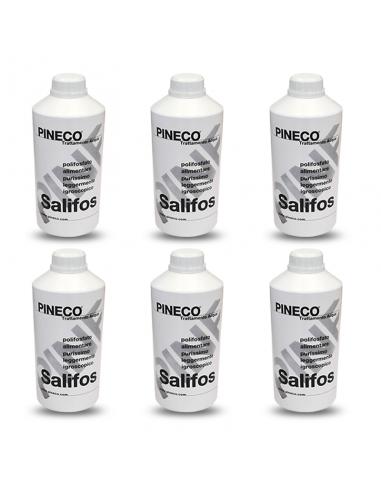 Sale Polifosfato ricarica per filtro dosatore contro il calcare caldaia