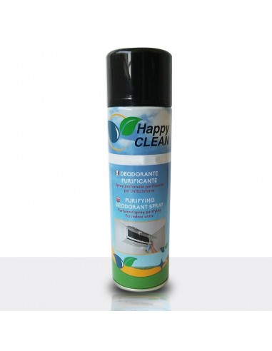 Spray antibatterico deodorante purificante/igienizzante per condizionatori 500gr gitab