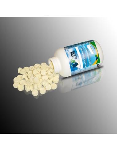 pastiglie sanificanti contro i fenomeni di putrefazione dell'acqua di condensa climatizzatore, evita le alghe cattivi odori.