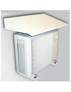 Tettuccio di protezione climatizzatore lunghezza 1000 millimetri gitab