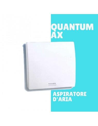 Aspiratore aria puntuale  a flusso singolo Standard Quantum AX gitab