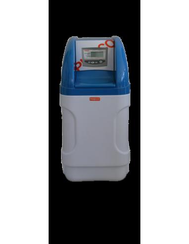 Addolcitore cabinato automatico Pineco sale anticalcare per impianto acqua sanitaruia