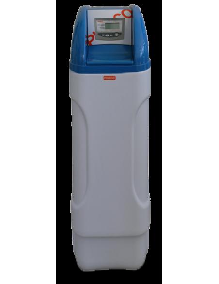 """Addolcitore cabinato con capacità di 15 litri attacco ¾"""", dimensioni 30x50x115 cm."""